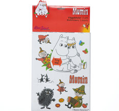 Moomin Wallstickers (3 pieces)