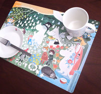 Moomin Tablemat, Dangerous Journey